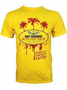 Dexter: Bay Harbor Butcher Shop t-shirt