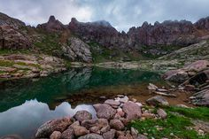 Photograph of an overcast reflection on Twin Lakes in the Needle Mountains, Weminuche Wilderness, Colorado. Fine art prints by Aaron Spong Colorado Rockies, Colorado Mountains, Rocky Mountains, Colorado Backpacking, Places To Travel, Places To Visit, Reflection Photos, San Juan Mountains, Twin Lakes