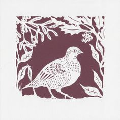 Handmade Papercuts 'Of The Sea' Series, 2016 'Bird Spotting' series, 2015 – 2016 Invertebrates Fungi Other work Inspired by nature Ellie creates handmade papercut artw…