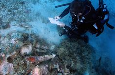 Antrophistoria: Veintidós antiguos naufragios descubiertos en aguas griegas