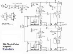 6l6-se-12-Ax7-6l6-valvula-amplificador-de-valvulas-hagalo-usted-mismo-Kit-Stereo