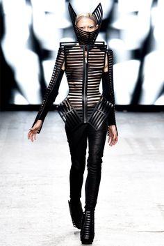 Gaga needs to wear Gareth Pugh!