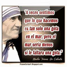 Oraciones De La Madre Teresa De Calcuta | Beata Madre Teresa