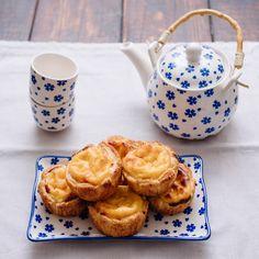 Como hacer pasteles de Belem con Thermomix - Thermomix por el mundo Sugar Bowl, Bowl Set, A Food, Muffin, Breakfast, Recipes, Beverages, World, Food Art