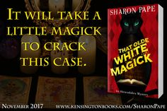 Abracadabra Mystery Series by Sharon Pape