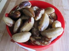 #Vegan Recipe: #Spicy Roasted Brazil Nuts
