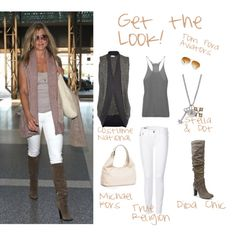 """Jennifer Aniston."" by thelifeoftheparty on Polyvore"