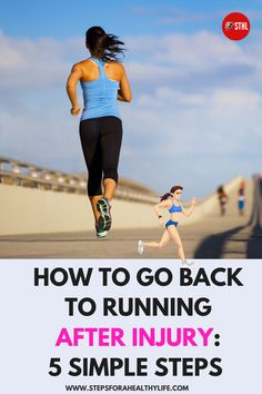 Best 8 tips for beginners to comeback to run after injury.Here's how to safely get back to running after injury The last thing you want during a comeback is to re-injure yourself, or to get a new knee pain injury, so keep the following in mind as you return to running. Weight loss,how to start running,beginners,running for beginners,run tips,motivation to run,motivation,running tips,fitness motivation running tips for beginners,runner's knee,ankle injury