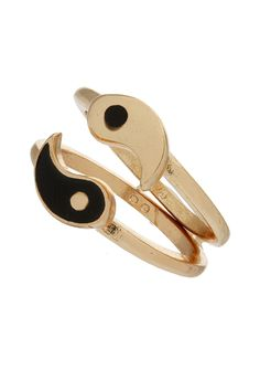 yin yang rings