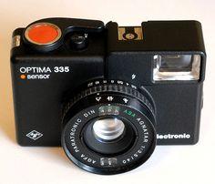 Agfa Optima Sensor electronic 335