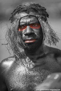 Wild Snake Singsing Group, 2014 Goroka Festival, PAPUA NEW GUINEA