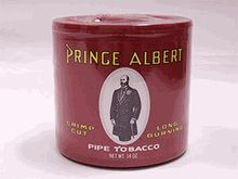 Prince Albert Pipe Tobacco – Tin Can – 14 oz