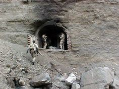 8 US Soldiers Disappear removing 5000 yr old Flying Machine from Afghan Cave…