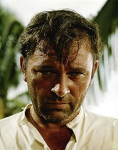Burton: From the little known     Night of the Iguana:
