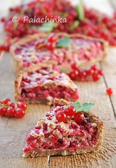 Redcurrant Pie - The redcurrant, Ribes rubrum, is a member of the genus Ribes in the gooseberry family Grossulariaceae, native to parts of western Europe.