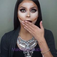 Beauty tutorial by @makeup_isabel