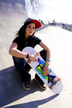 Skater Chick~