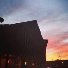 #Casadamestra #sunset