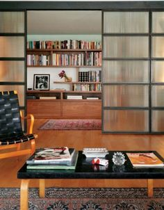 Get open concept kitchen but have sliding doors installed for when kids get older and you want privacy. New Living Room, Home And Living, Living Spaces, Contemporary Furniture Stores, Mid Century Modern Furniture, Room Furniture Design, Cool Doors, Open Concept Kitchen, Interior Design Inspiration