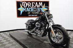 eBay: XL1200C - Sportster 1200 Custom -- Dream Machines of Texas 2013 Harley-Davidson XL1200C - Sportster 1200 Custom 23 #harleydavidson