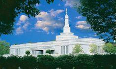 Detroit Michigan Temple in Bloomfield Hills, MI