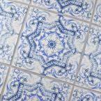 Merola Tile Klinker Alcazar Petunia 12-3/4 in. x 12-3/4 in. Ceramic Floor and Wall Quarry Tile FGAKAL1 at The Home Depot - Mobile