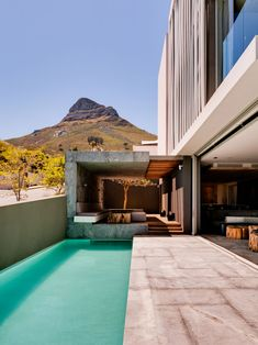 The Pod Hotel, Camps Bay [Cape Town] | Trendland