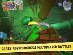 Worms 3 Screenshot 2 : http://goo.gl/e4E9xt