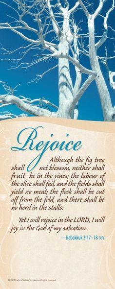 Habakkuk 3:17-18...My favorite verses