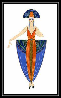 Erte-costume-design-for-Mistress-of-Ceremonies-Folies-Bergere-Paris-1922(download Historical Ziegfeld) | Flickr - Photo Sharing!