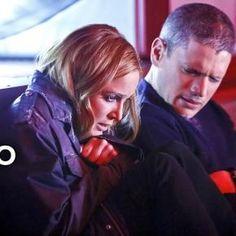 "Sara Lance and Captain Cold, ""Legends of Tomorrow"" #CaptainCanary"