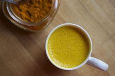 Výborný protizánětlivý čaj z kurkumy