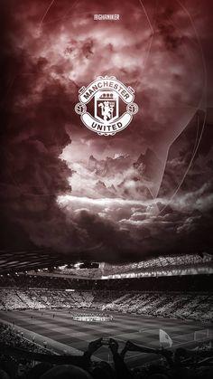 Manchester United Stadium, Manchester United Wallpaper, Manchester United Images, Manchester City, United We Stand, Eden Hazard, Old Trafford, European Football, Arsenal Fc