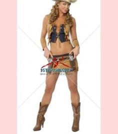 Sexy western outfits