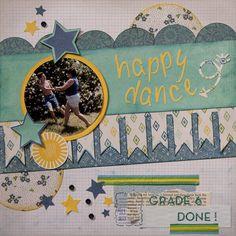 happy dance - Scrapbook.com