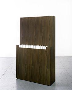 Pianofart, 2008 by Richard Artschwager. Richard Artschwager, Pop Art Movement, Art Database, Art Furniture, Land Art, Conceptual Art, Famous Artists, Musical, Sculpture Art