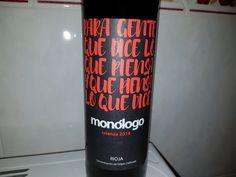 @Testamus #MonologoVino #TestamusMonologo  Monólogo Crianza (D.O.Ca. Rioja) es un vino elaborado a partir de uva despalillada, con una maceración prefermentartiva de 2 días, y un total de 15 días en contacto con los hollejos.