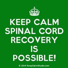 Recovery is Possible!