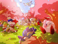 桜の季節ですね!◆ブクマやコメント有難うございます!自分もリアルで花見したい(´・ω・`)
