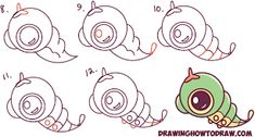 Image result for caterpie adorable