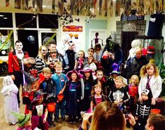 Trick or Treaters in Reception at the weekend #Halloween #Ruda