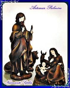 Nuestro hogar es nuestro refugio...en Navidad decoremoslo con imagenes que nos revivan tradición y fé.