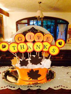 Adorno Thanksgiving