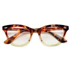 Vintage Inspired Cat Eye Silhouette Chic Trendy Reading Glasses