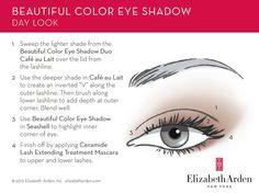 Get this Beautiful Color Eye Shadow #DayLook. #makeup #beauty Day Makeup, Makeup Looks, Elizabeth Arden Makeup, Basic Makeup, Putting On Makeup, Glamorous Makeup, Light Shades, Beauty Hacks, Beauty Tips