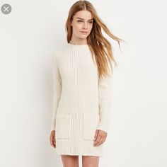 Forever 21 Chunky Sweater Dress