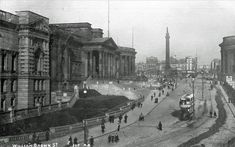 Liverpool Picturebook a site featuring a collection of old photographs and pictures of Liverpool, and Liverpool History, updated regularly. The history of Liverpool in Pictures Liverpool City Centre, Liverpool Home, Liverpool Street, Liverpool History, Southport, Local History, Old Pictures, Paris Skyline, England