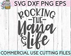 Rocking The Mimi Life svg eps dxf png Files for Cutting Machines Cameo Cricut, Grandma, Grandmother, Mother Bears, Southern Sayings, Cardmaking And Papercraft, Silhouette Studio Designer Edition, Digital Form, Filing, Craft Tutorials, Svg File, Cricut Design