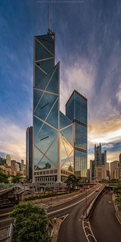 Join http://buildyful.com - the global place for architecture students.~~Bank of China Tower, Hong Kong