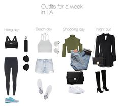 """""""Untitled #85"""" by ditteknight on Polyvore featuring NIKE, blomus, 3.1 Phillip Lim, Topshop, Marysia Swim, adidas Originals, Christian Dior, Levi's, adidas and Aspinal of London"""
